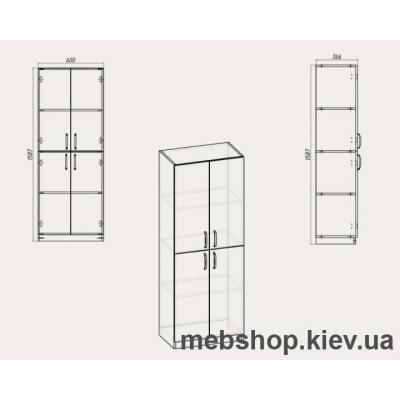 Шкаф КШ-12 Компанит