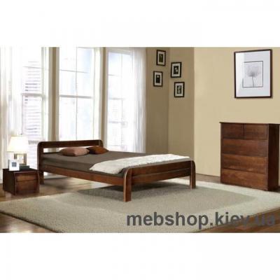 Кровать деревянная Стефания