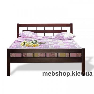 Кровать деревянная Альмерия