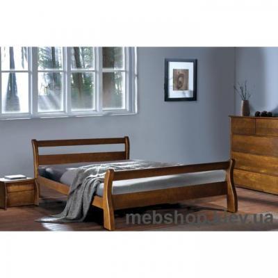 Кровать деревянная Монреаль(орех)