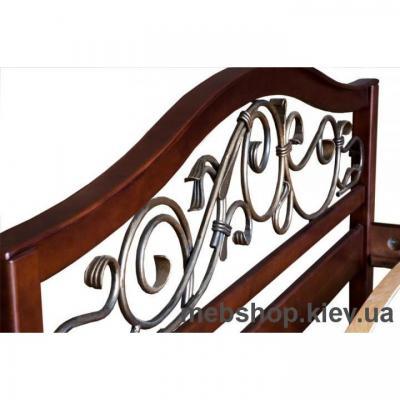 Кровать деревянная Илона