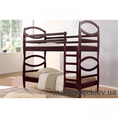 Кровать деревянная Виктория