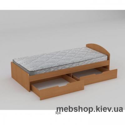 Кровать -90+2 ящика Компанит