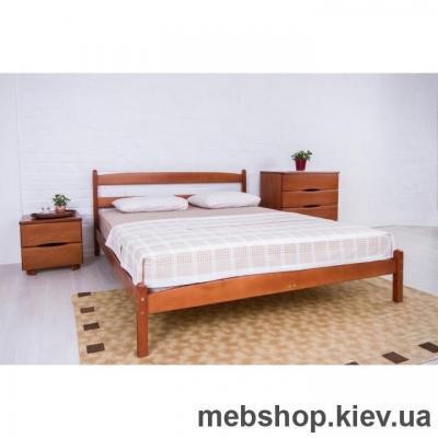 Кровать деревяная  Олимп Лика без изножья