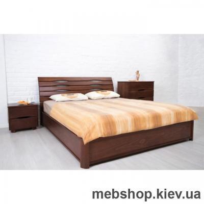 Кровать деревянная Олимп Марита N с подъемной рамой