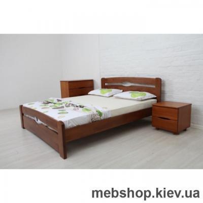 Кровать деревяная Олимп  Нова Классика