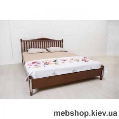 Кровать деревяная Олимп Монако