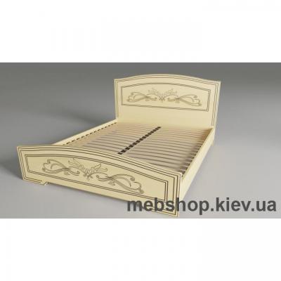 Кровать Анабель Немо Латте (НЕМАН)