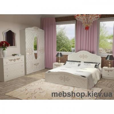 Кровать Лючия (Бюро Мебели)
