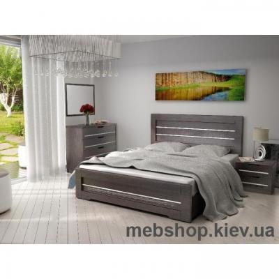 Кровать Соломия (Бюро Мебели)