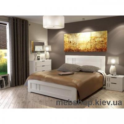 Кровать Зоряна (Бюро Мебели)