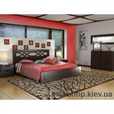 Кровать Лиана (Бюро Мебели)