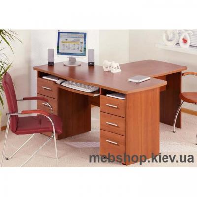 Стол Комфорт мебель  СК-3743 (1,4*1,9) МДФ