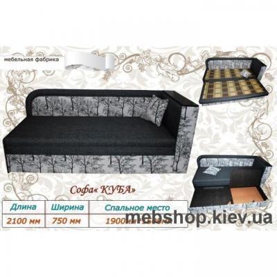 Купить Софа Куба (Мебель Сербин). Фото