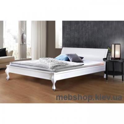 Кровать деревянная Николь МиксМебель