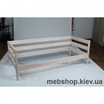 Кровать деревянная Sky 3 Миксмебель