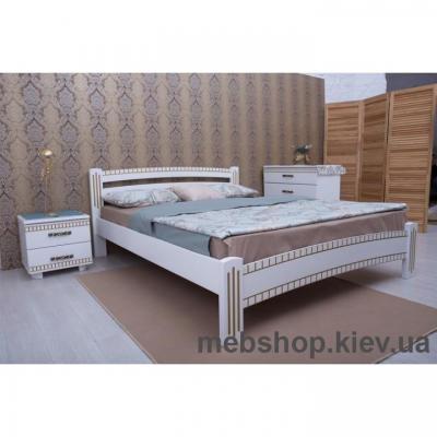 Кровать деревянная Пальмира