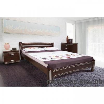 Купить Кровать деревянная Пальмира. Фото