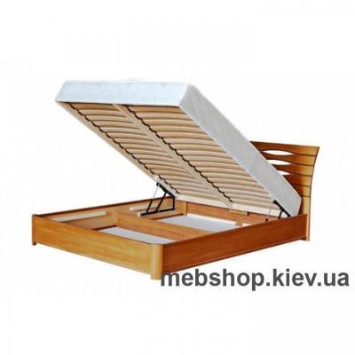 Кровать деревянная Мария с подъёмным механизмом