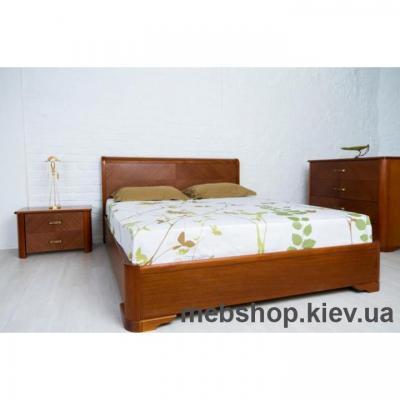 Кровать деревянная Ассоль с подъёмным механизмом