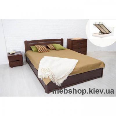Кровать деревянная София с подъёмным механизмом