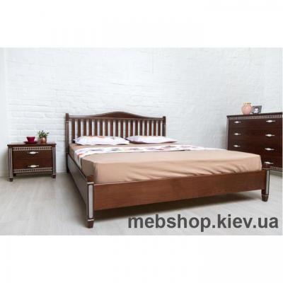 Купить Кровать деревянная Монблан. Фото