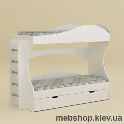 Кровать Компанит Бриз