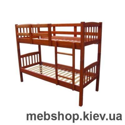 Двухъярусная  кровать бай бай Юта