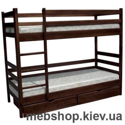 Двухъярусная кровать Засоня Юта
