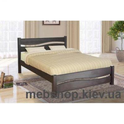 Ліжко Хвиля Мікс Меблі