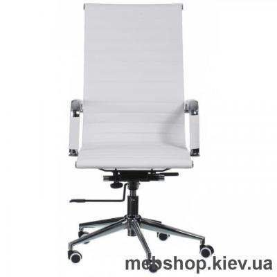 Купить Кресло Special4You Solano artleather white (E0529). Фото 8