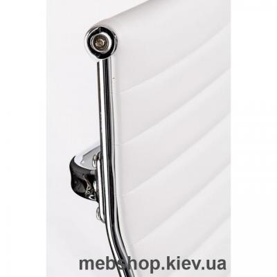 Купить Кресло Special4You Solano artleather white (E0529). Фото 5