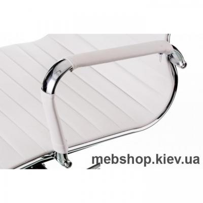 Купить Кресло Special4You Solano artleather white (E0529). Фото 4