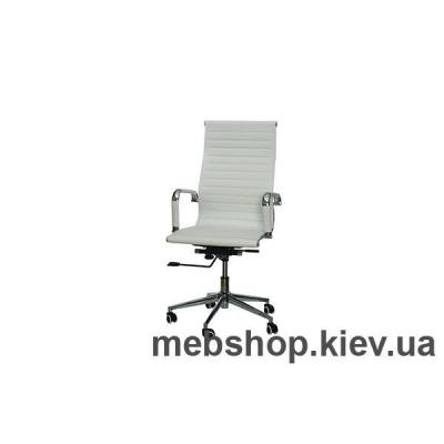 Купить Кресло Special4You Solano artleather white (E0529). Фото