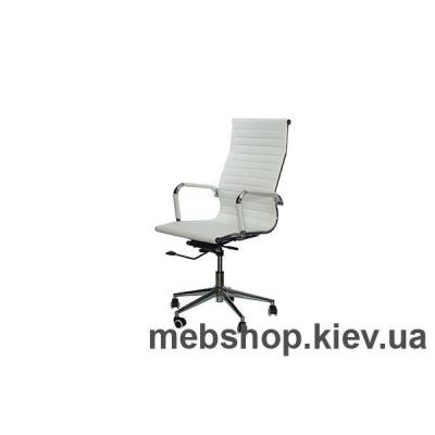 Кресло Special4You Solano artleather white (E0529)