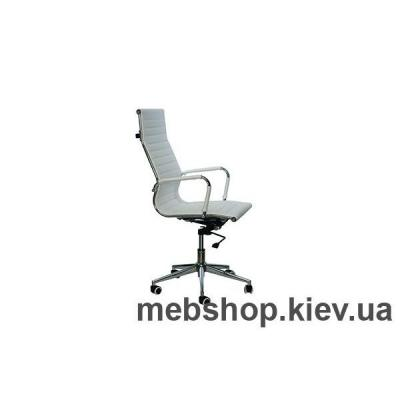Купить Кресло Special4You Solano artleather white (E0529). Фото 2