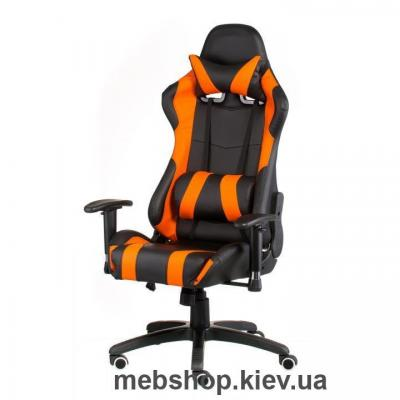 Купить Кресло Special4You ExtremeRace black/orange (E4749). Фото 3