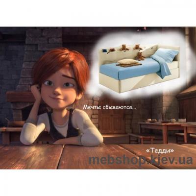кровать Тедди детская Корнерс