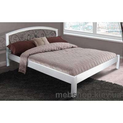 Купить Кровать Джульета (ольха) ручная ковка Микс Мебель. Фото