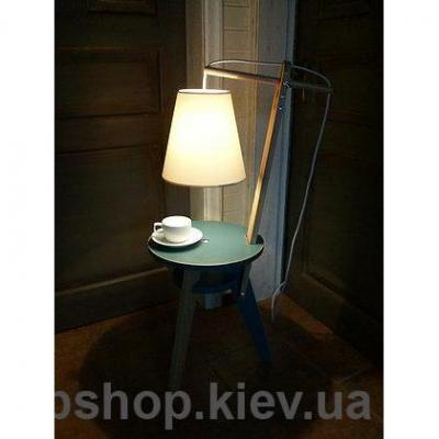 Прикроватный столик - лампа SOLIDHORSE