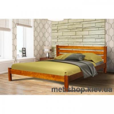 Кровать Инсайд (ольха) Микс Мебель