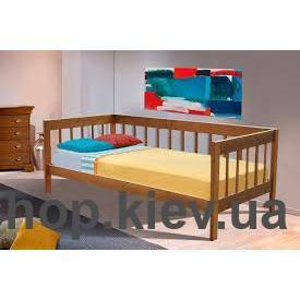 Кровать Малибу (ольха) Микс Мебель