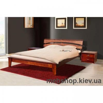 Купить Кровать Торонто (ольха) Микс Мебель. Фото