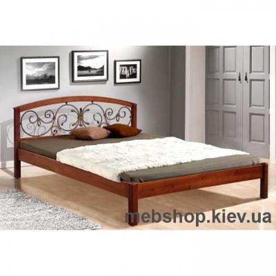 Купить Кровать Джульета (ольха) Микс Мебель. Фото