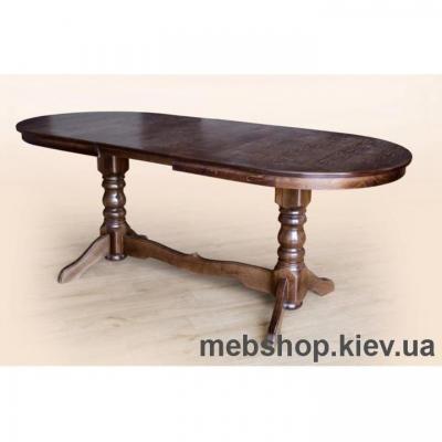 Стол обеденный Отаман 1,2 (орех)