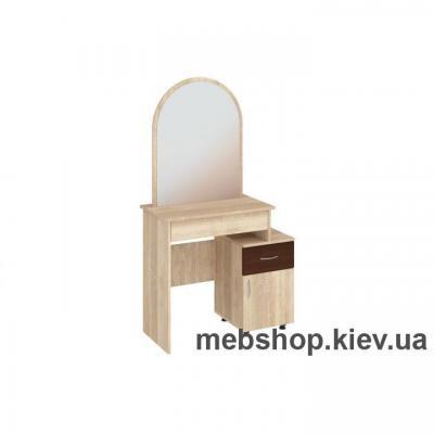 Купить Трюмо-1 (Спальный гарнитур Милана) Пехотин. Фото