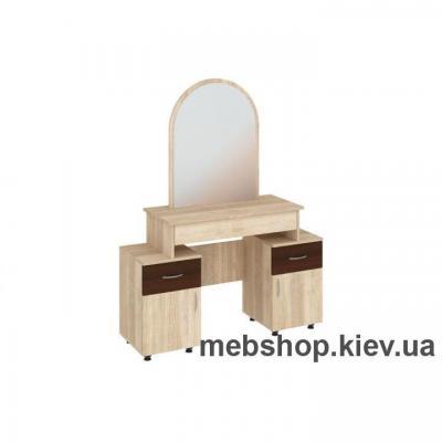 Купить Трюмо-2 (Спальный гарнитур Милана) Пехотин. Фото