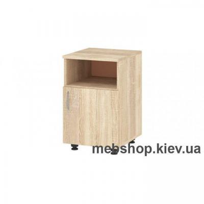 Прикроватная тумба-1 (Спальный гарнитур Милана) Пехотин