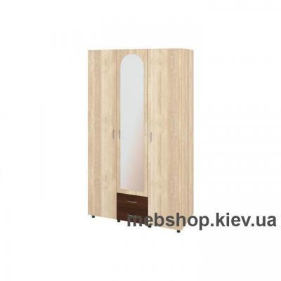 Шкаф Ш-3 (Спальный гарнитур Милана) Пехотин