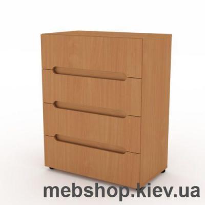 МС Комод-7 (Модульная система Стиль) Компанит